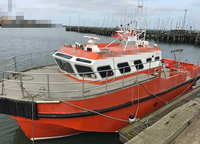 12-pax Crew Boat and Wind Farm Support Vessel