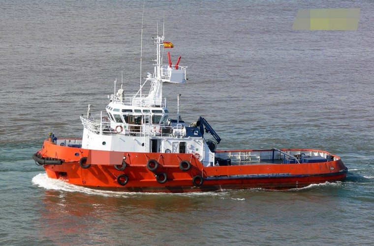 2727 hp Ocean Tug with FiFi