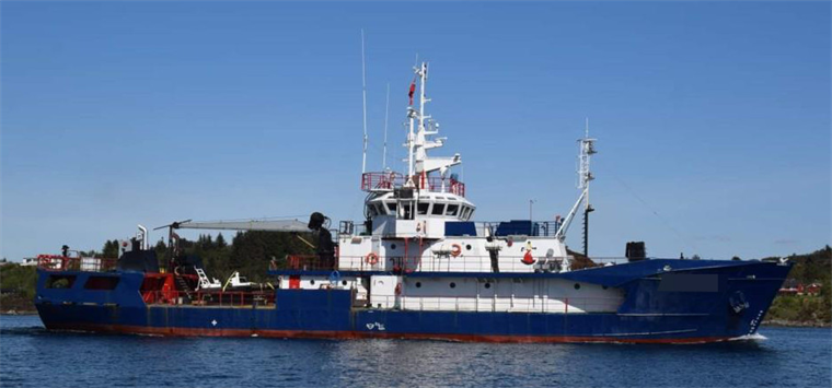 1,000 hp Offshore Supply Standby Vessel