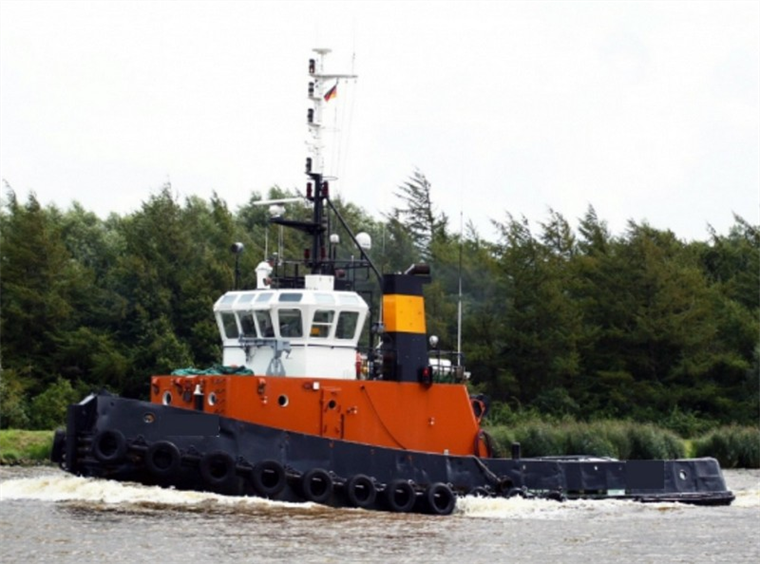 1900-HP General Purpose Twin Screw Coastal Tug